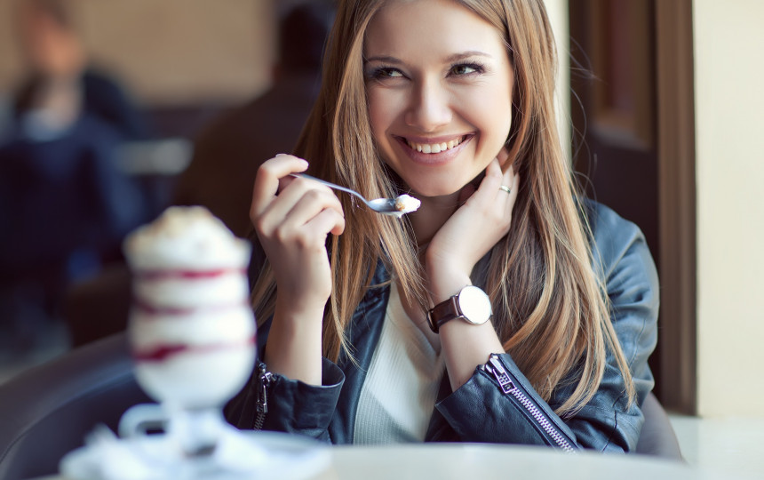 kada valgyti desertą norint numesti svorio)